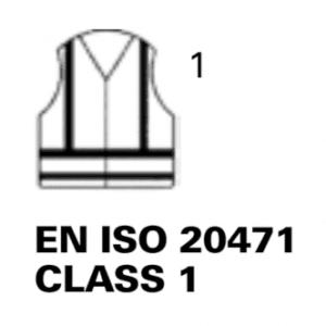 EN ISO 20471 CLASS 1