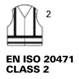 EN ISO 20471 CLASS 2